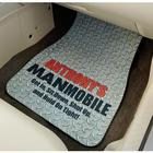 Personalized Manmobile Car Mats