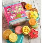 Assorted Cookies in Life Is Better in Flip Flops Gift Tin