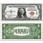 The Special Hawaii Pearl Harbor $1 Emergency Dollar Bill