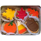 18 Fall Colors Sugar Cookie Gift Tin