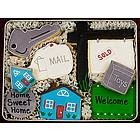 Home Sweet Home Sugar Cookie Gift Tin