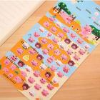 Puffy Pig Stickers