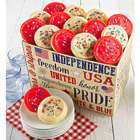 Americana Cookie Gift Box