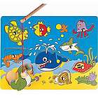 Ocean Life Magnetic Fishing Puzzle
