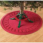 Ultra-Absorbent Christmas Tree Mat