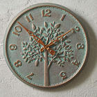 Indoor Outdoor Tree of Life Clock