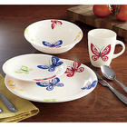 Butterfly Dinnerware Set