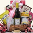 Have a Scrumptious Birthday Wine Gift Basket