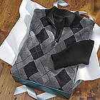 Men's Argyle Sweater