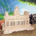 Train Station 3D Jigsaw Woodcraft Puzzle