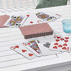 Giant Outdoor-Safe Playing Cards