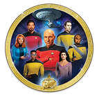 Star Trek: The Next Generation Commemorative Collector Plate
