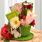 Just Time for You Relaxation Gift Basket