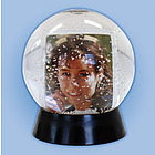 Crystal Ball Snow Globe