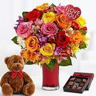 Ultimate Deluxe Smiles and Sunshine Bouquet