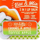 Toffee Apple Kiss and Mix Lip Balm