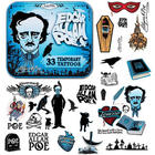 Edgar Allan Poe Tattoos