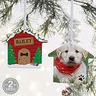2 Sided Good Dog! Custom Photo Ornament