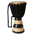 Black and White Beat Kpanlogo Drum