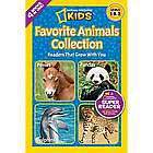 Favorite Animals Collection Kid's Book