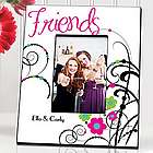 Personalized Cheerful Friendship Picture Frame