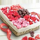 Valentine Sweets Assortment Gift Basket
