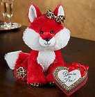 You're A Fox! Plush Animal with Chocolates