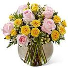 Soft Serenade Rose Bouquet of Flowers