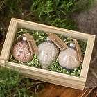 Holiday Bath Crush Ornaments Gift Box