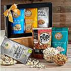 Foodie Favorities Gourmet Popcorn Gift Box