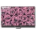 Roses & Teardrops Business Card Case
