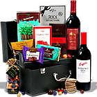 Indulgence New Year Wine Gift Basket