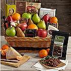 Best Of Artisanal America Fruit and Snack Gift Box