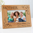 Personalized Loving Hearts Picture Frame for Her