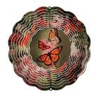 Butterfly EyCatcher Wind Spinner