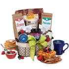 Parent's Breakfast Foods Gourmet Gift Basket