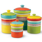 Mariachi Kitchen Canisters