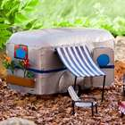 Miniature Fairy Garden Camper