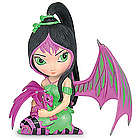 Ivy Fairy and Dragon Figurine