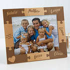 Together We Make A Family Engraved Picture Frame