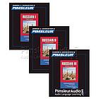 Russian I, II, III CDs - Combo Pack