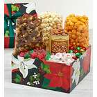 Snacks and Sweets in Winter Colors Box