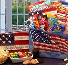 Medium Patriotic Flag Gift Box