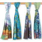 Van Gogh Art Silk Scarf
