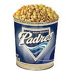 San Diego Padres 3 Way Popcorn Gift Tin