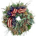 American Anthem Wreath