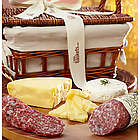 California-Crafted Meat & Cheese Gift Basket