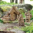 Gnome Home Garden Statue