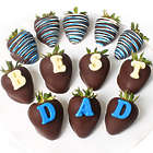 Best Dad's Chocolate-Covered Berries