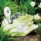 Swan Garden Planter